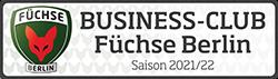 Sponsoring Füchse Berlin Saison 2021/22